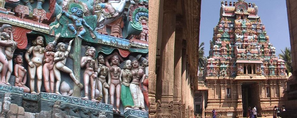 Erotische Szenen Srirangam