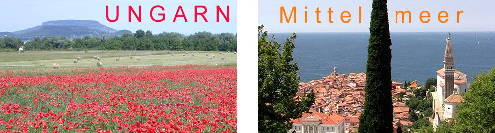 Ungarn-Mittelmeer Kopie
