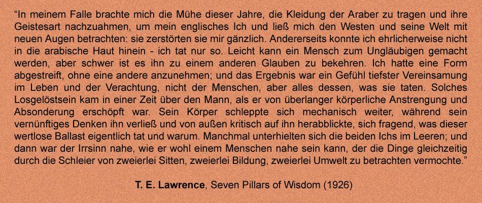 Lawrence-Zitat