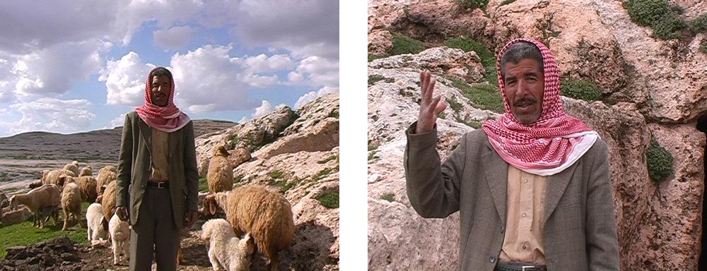 Mehmet, der Mudir von Eski Sumatar