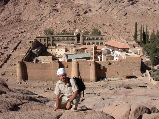 Sinai - Heilige Katharina 400