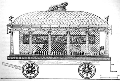 Alexander-Leichenwagen Kopie