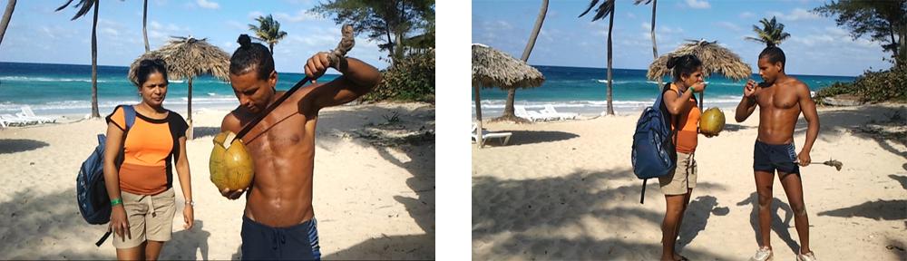 Manju Sarala Nair & Flair der Karibik
