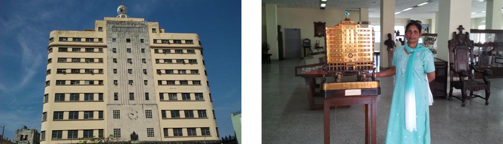 Museum der Freimaurerei in Havanna