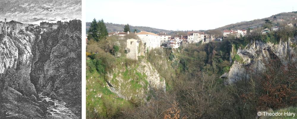 Jules Vern - Die Grotte von Pisino