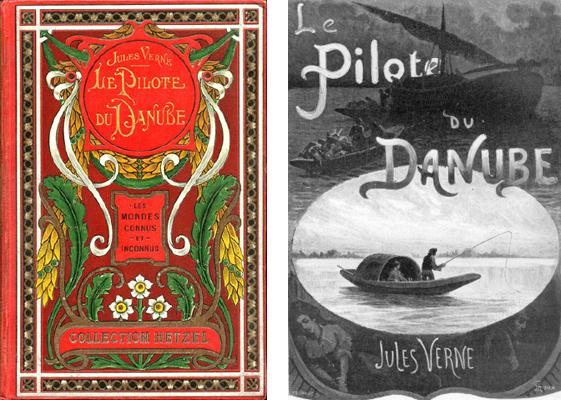 Jules Verne - Pilote de Danube 1908