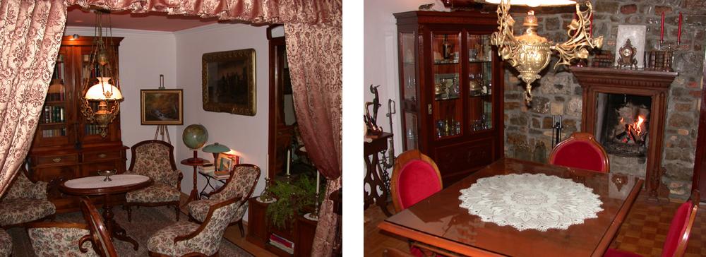 Salon & Speisezimmer