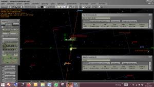 Lunar Crescent in Kappad on 12. april 2021 - A